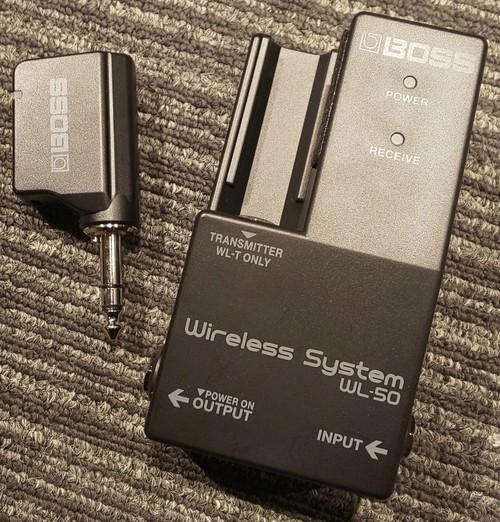 【 BOSS 】WL - 50