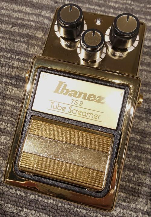 【 Ibanez 】TS9 GOLD Ltd