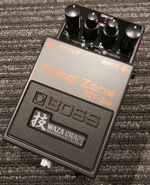 【 BOSS 】MT - 2W