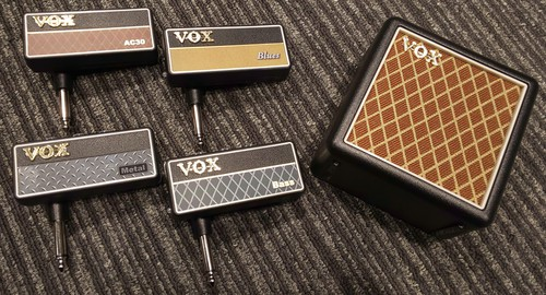 【 VOX 】amPlug 2 各種
